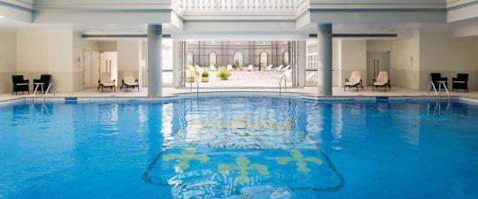 Nouveau Piscine et Fitness au Waldorf Astoria Versailles - Trianon Palace NC-36