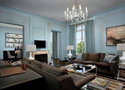 Versailles suite lounge